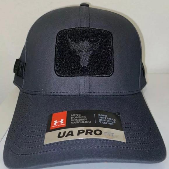 Under Armour Men Project Rock Pro Series Hat